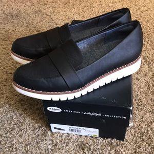 Dr. Scrolls Imagine black loafers